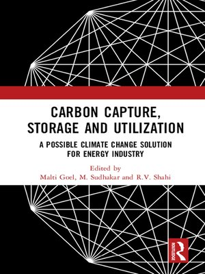 cover image of Carbon Capture, Storage and Utilization